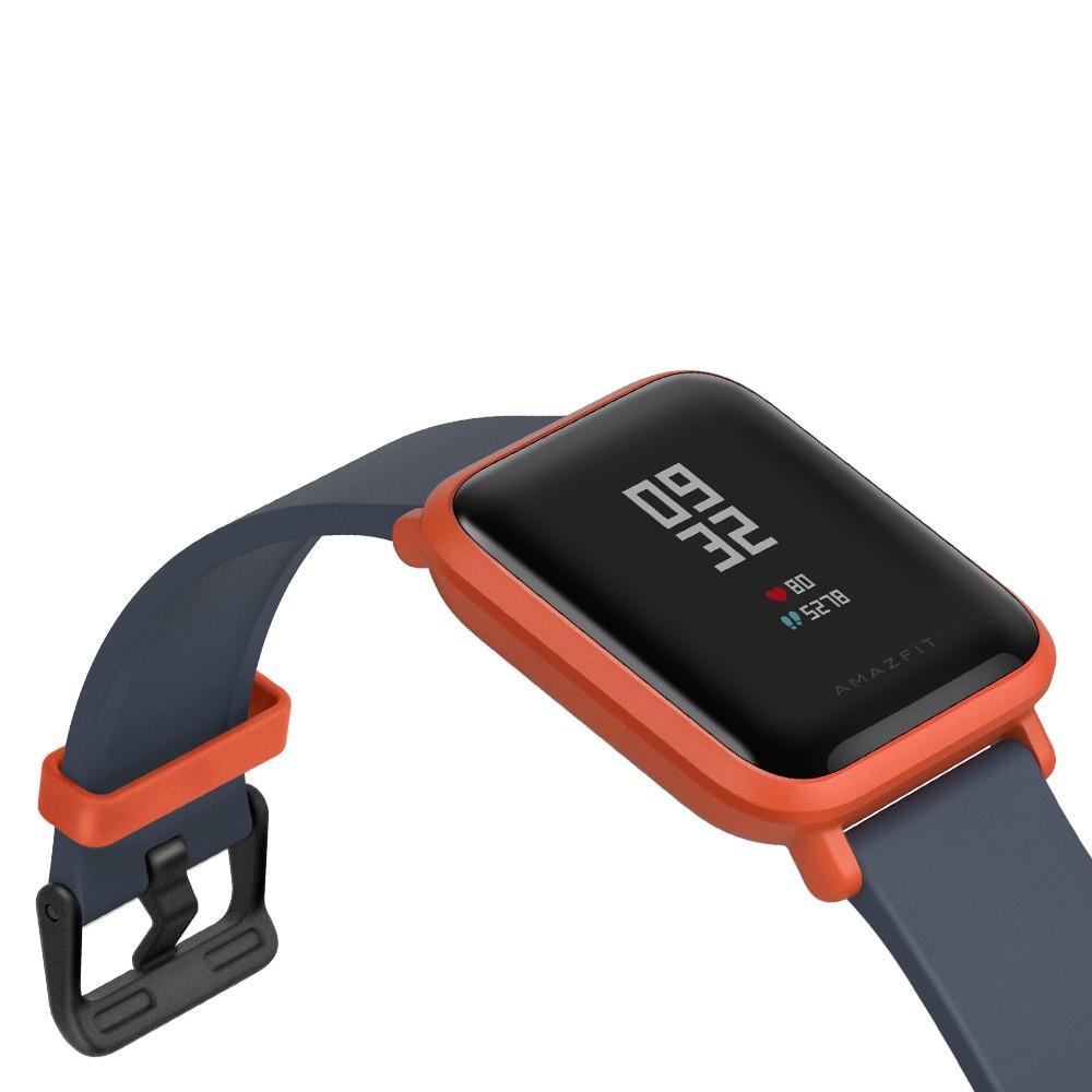 Смарт часы xiaomi amazfit bip оснащены довольно средним аккумулятором на мач.