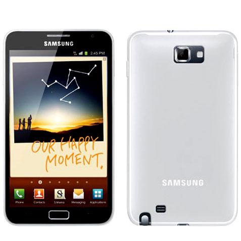 Смартфоны smart/tel SAMSUNG GT-N7000 RWA Galaxy Note (ceramic white). Теле